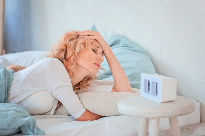 Insomnia and Adrenal Fatigue